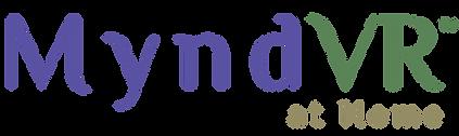 MyndVR at Home Logo