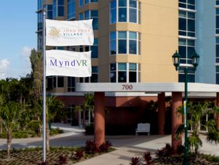 John Knox Village (JKV) is the First Senior Community in South Florida to Partner with MyndVR, Imple