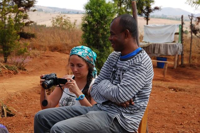 Atelier de sensibilisation Coeur de Forêt Madagascar