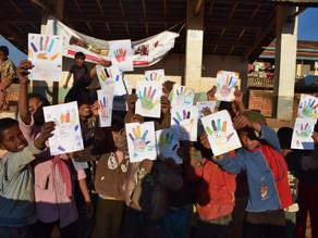 Lancement du programme de sensibilisation à Madagascar Antsirabe