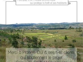 Planète OUI - Fournisseur d'électricité renouvelable