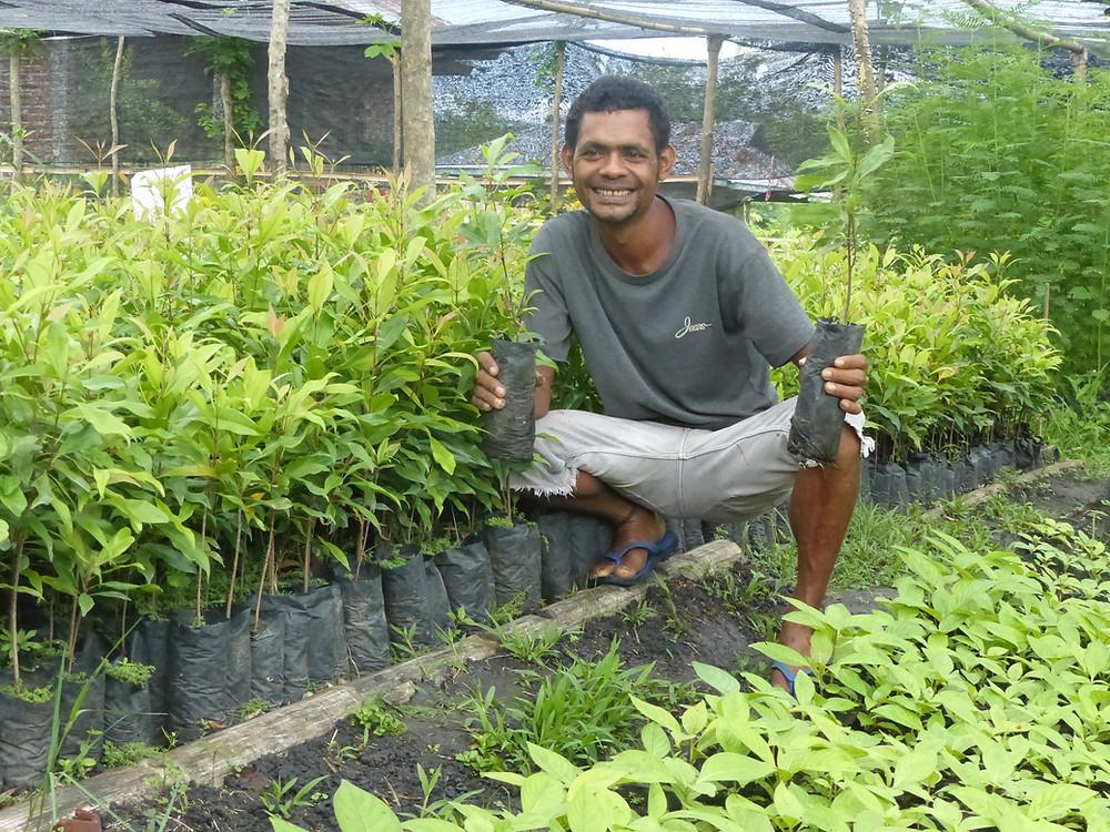 Interview Herman Rema Coeur de Forêt Indonésie