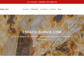 ESPACE-SURVIE.COM s'engage en faveur des forêts en France