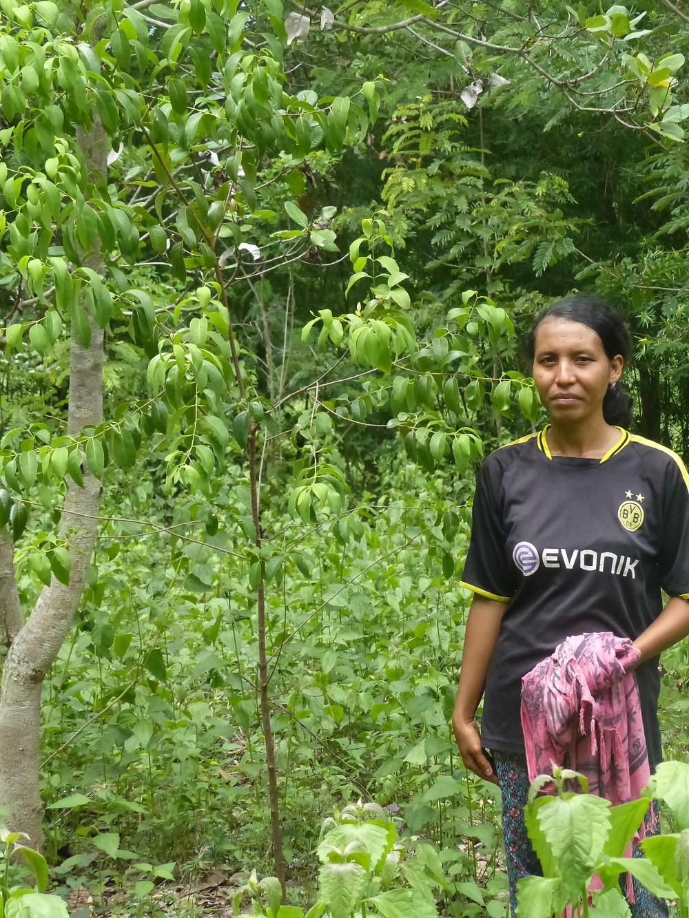 Interview Maria Yasinta Coeur de Forêt Indonésie