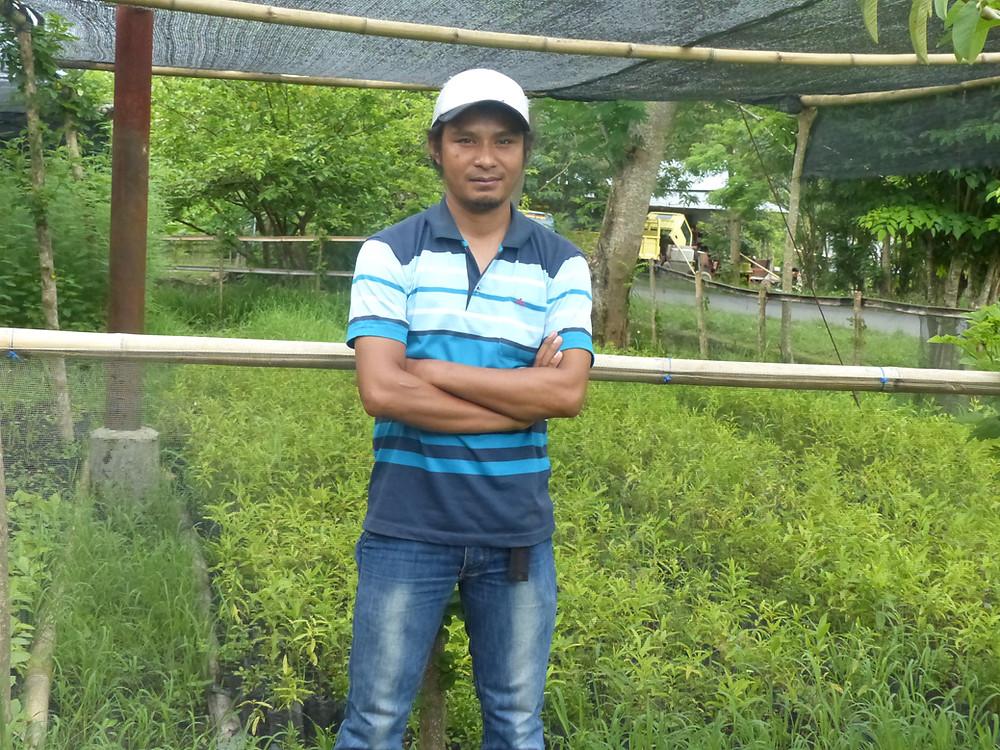 Interview Adrianus Richard Coeur de Forêt Indonésie