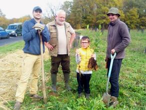 [Article] Gourdon : Cœur de Forêt souhaite favoriser la biodiversité - La Dépêche