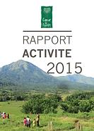 Rapport d'activité Coeur de Forêt 2015
