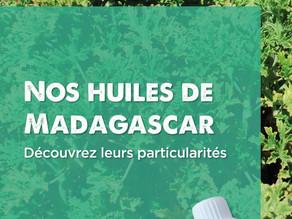 Les huiles essentielles et végétales, source de développement humain et de santé abordable