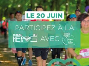 Vous aussi participez à la Course des Héros en 2021