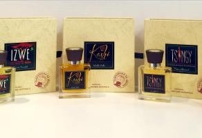Les Parfumeurs du Monde : collectif 100% naturels