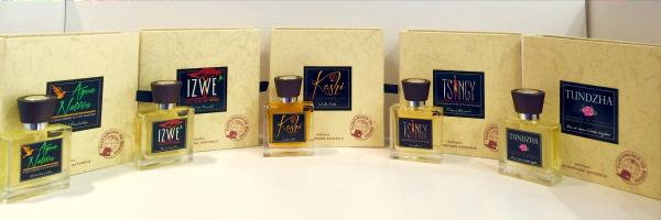 Gamme Parfumeurs du Monde (Formats 30mL)