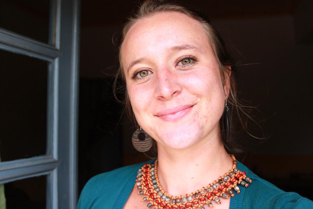 Chloé Kempen, volontaire Association Coeur de Forêt