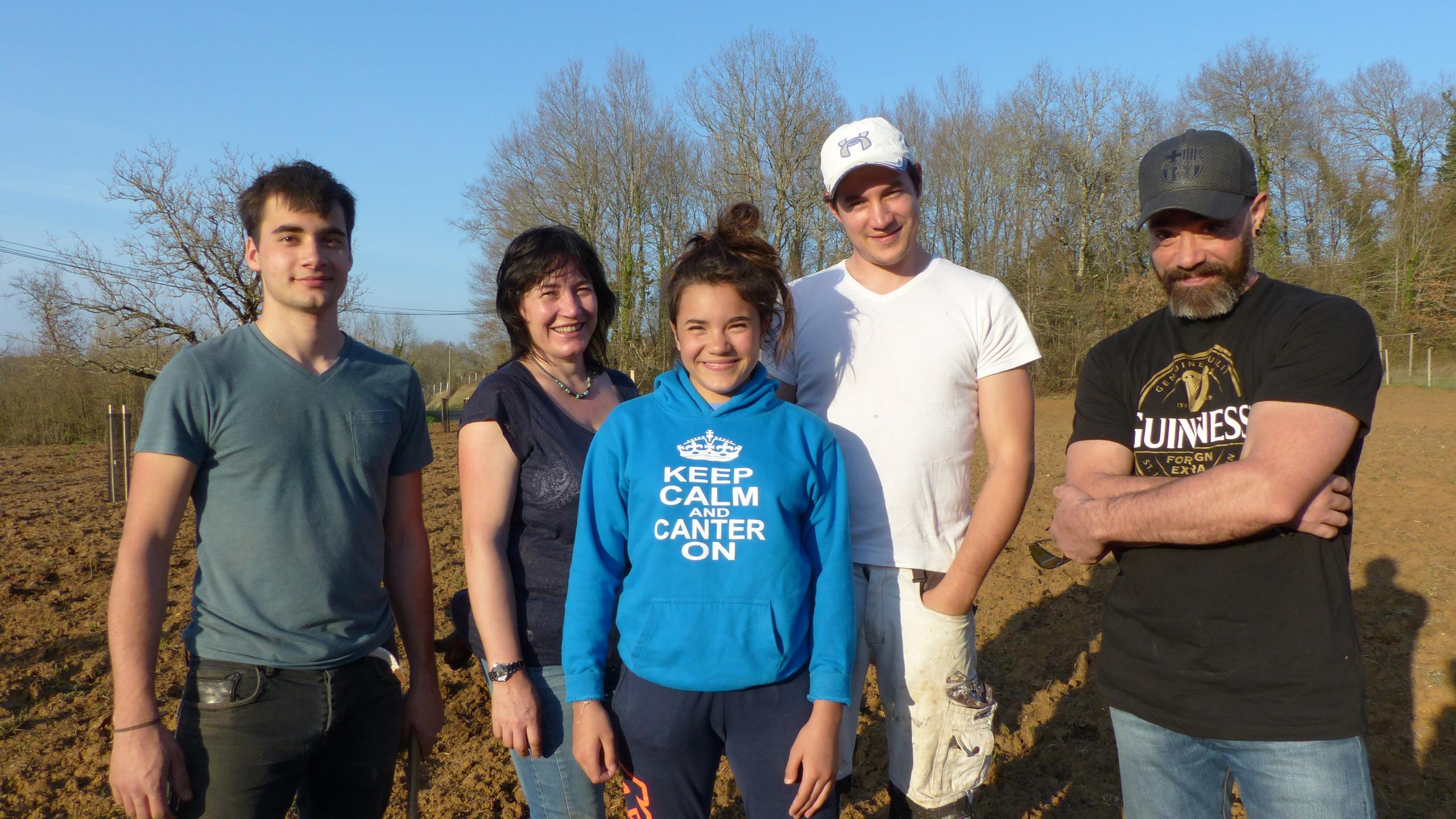 Lancement projet Coeur de Forêt FR