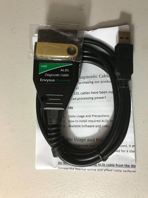 ALDL DIAGNOSTIC CABLE DRIVER (2019)