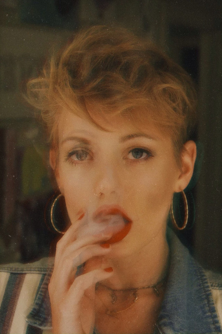 nicotine dreams ~ sara byerly