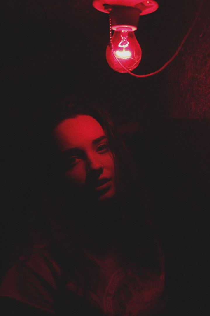 all i see is red ~ micah gilley