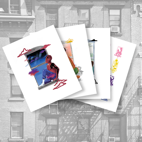 Thinking of You - Greeting Card Set (8)