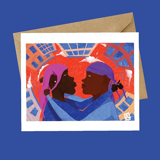 Nostrand Boys - Greeting Card (5)