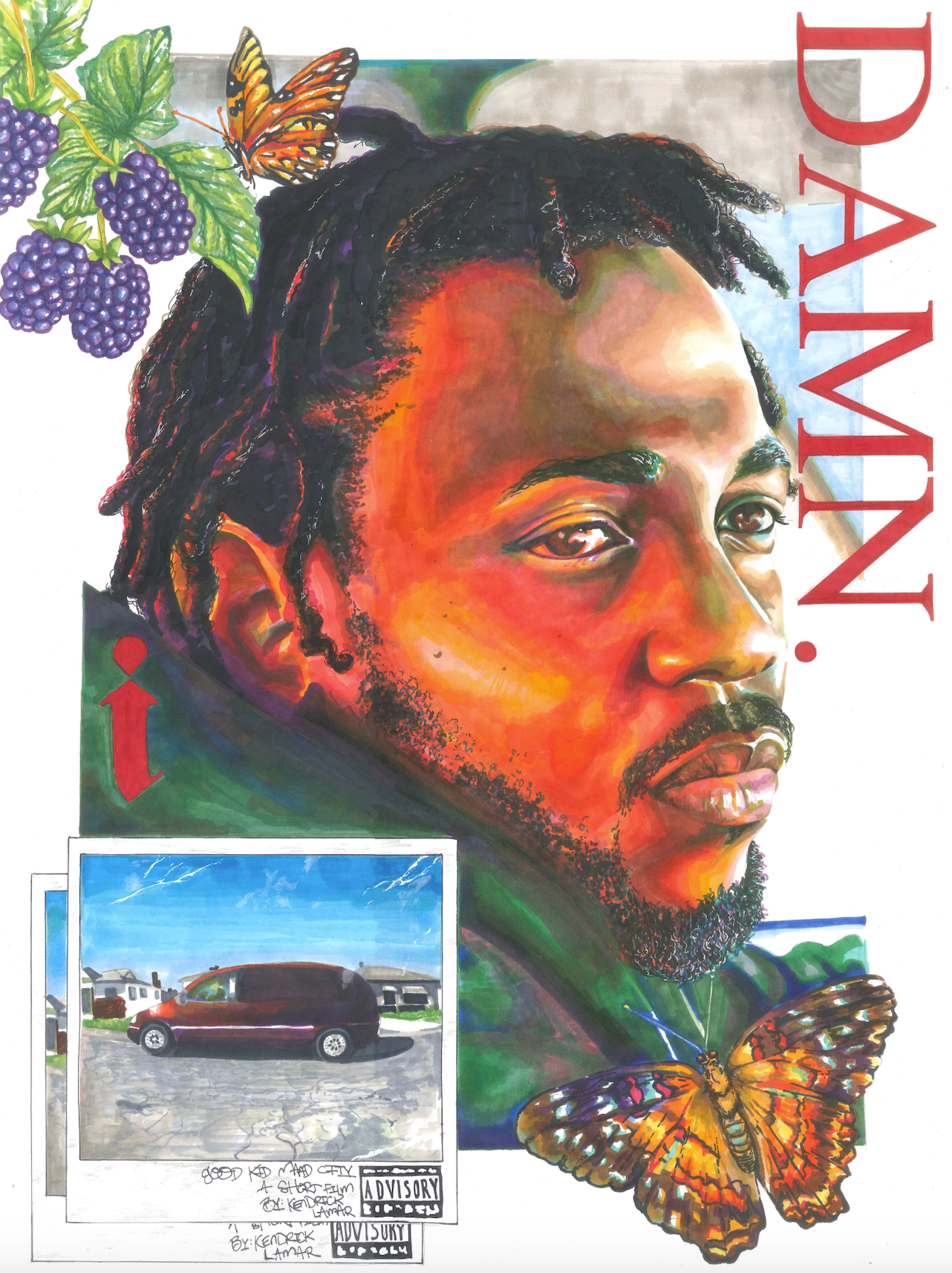 Thank You, Kendrick