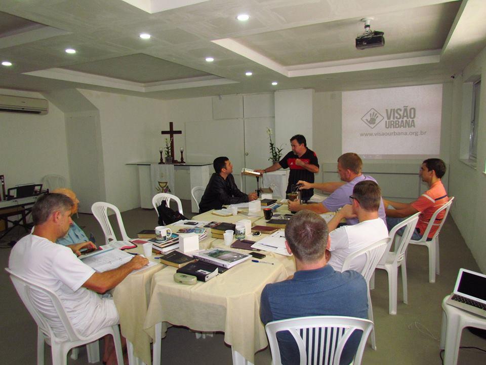 Igreja Luterana de copa Cabana - RJ