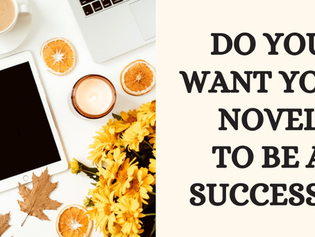 How YOU Can Make Your Novel a Literary Success!