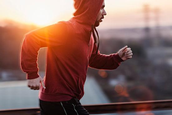 running and chiropractic