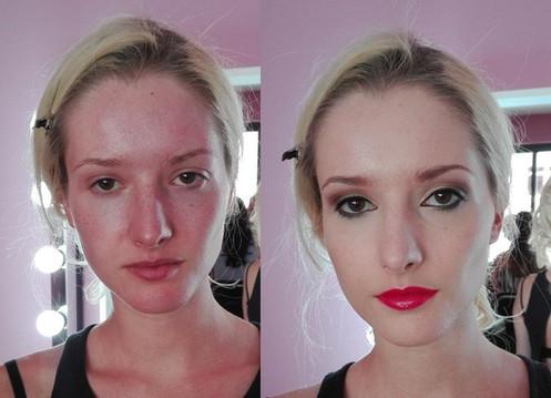 makeup summer fashion algarve