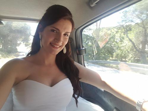 bride's makeup algarve