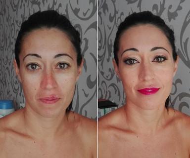 wedding algarve makeup artist