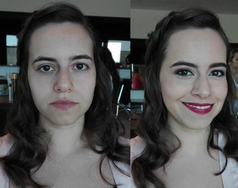 algarve makeup wedding