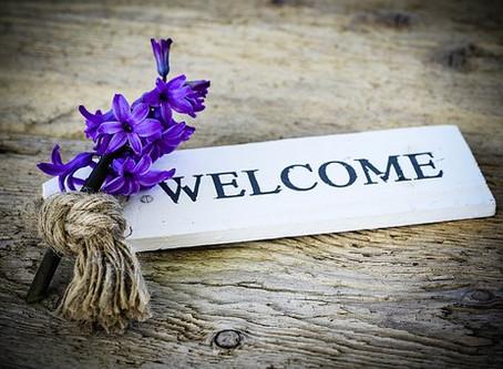 Herzlich Willkommen in meinem Blog :)
