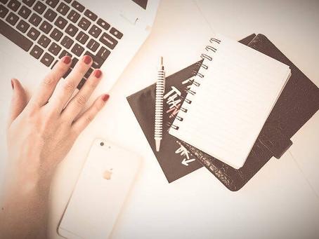 5 Schreibtipps für den Alltag