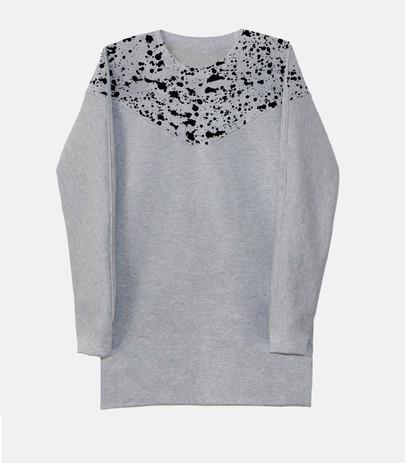 Customized sweatshirt