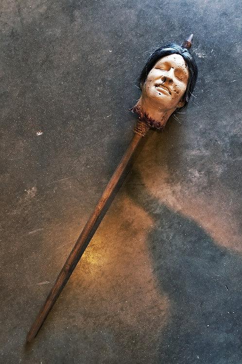 Granny on a stick
