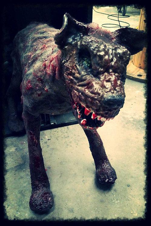 PNEUMATIC DOG LUNGER