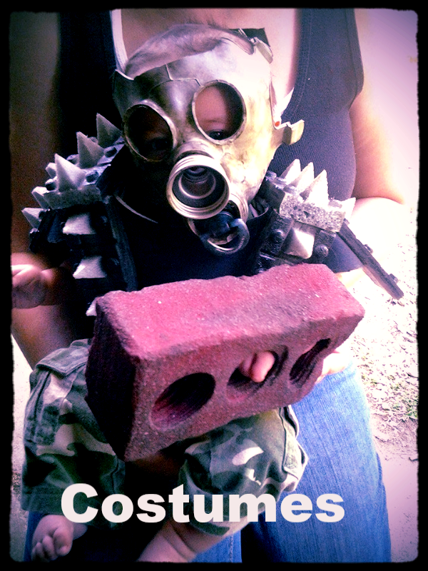 MINI WASTELAND COSTUME