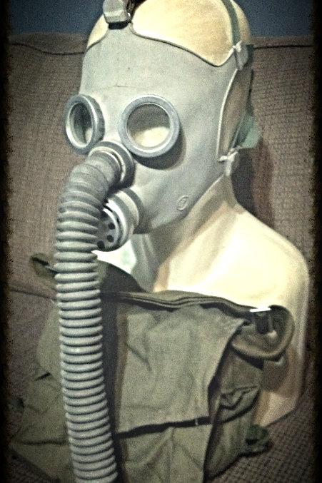 Snorkle Gas Mask