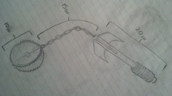 Flail (weapon) SKETCH