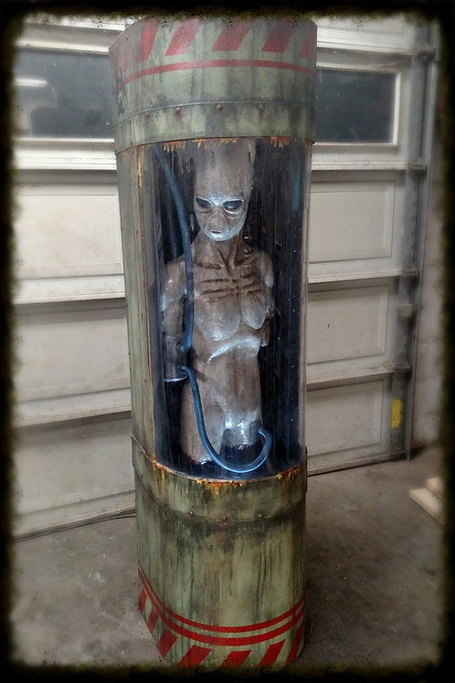 ALIEN LIFE SUPPORT CRYO-CHAMBER