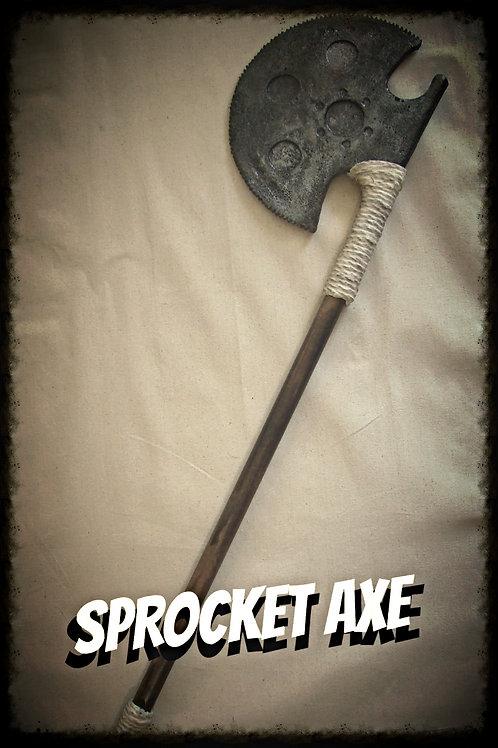 Sprocket Axe