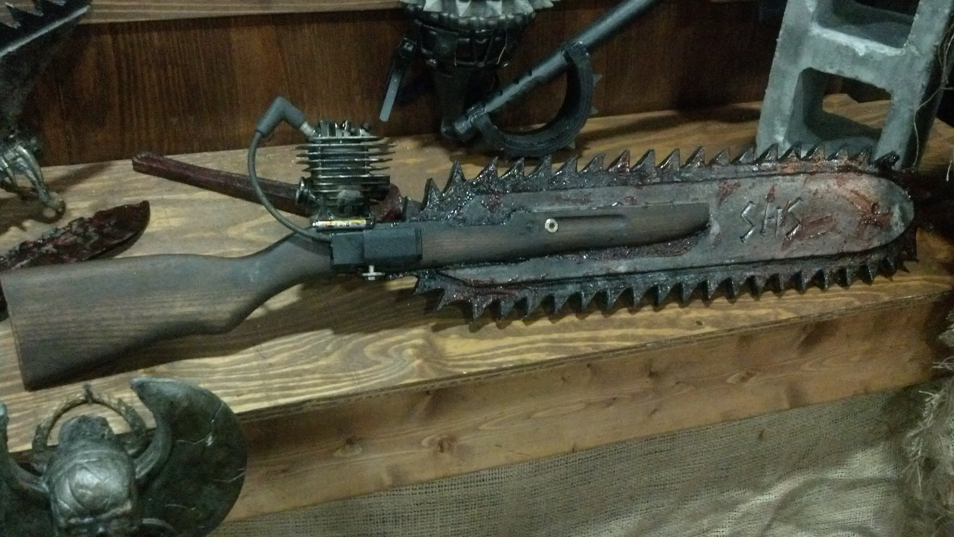 GUN SAW