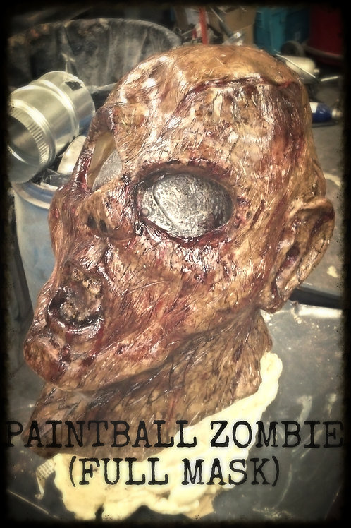 PAINTBALL ZOMBIE (FULL)