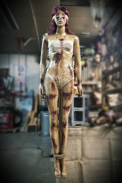 Beat & Battered (full female body)