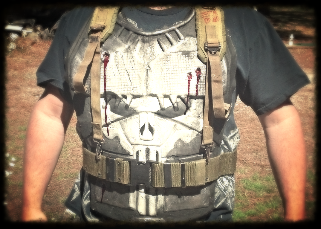 CUSTOM RENEGADE VEST