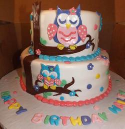 Girly Owls