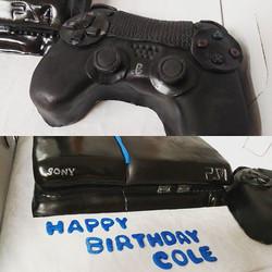 #sweetchefpastry  #customcake #birthday #ps4 #playstation #sony #chocolatecake #chocolatebuttercream