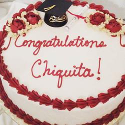 #sweetchef #sweetchefpastry #classof2016 #strayeruniversity #gradcap #diploma #roses #marblecake #va