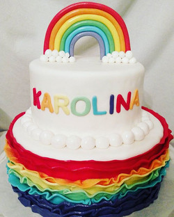 #sweetchef #sweetchefpastry #customcake #firstbirthday #strawberrycake #vanillacake #vanillabuttercr
