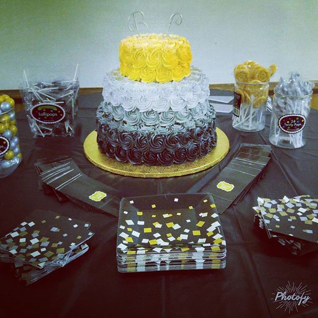 #sweetchef #birthday #roaring20s