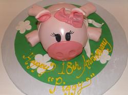 Piggy Anniversary